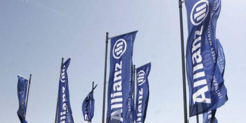 Allianz Italia, crescita dei premi del +7,2% nel 2017