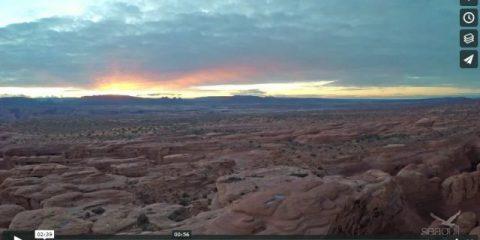 Videodroni. Indiani e cow-boy: valli e deserti dello Utah (USA) viste dal drone