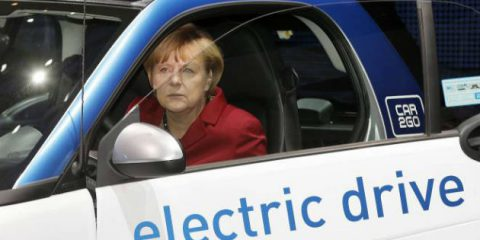 Mobilità elettrica e green, in Germania fondo da 1 miliardo per infrastrutture e trasporti pubblici