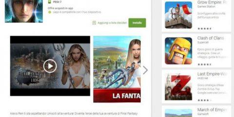 App4Italy. La recensione del giorno, Final Fantasy XV – A New Empire
