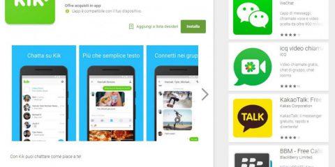 App4Italy. La recensione del giorno, KIK