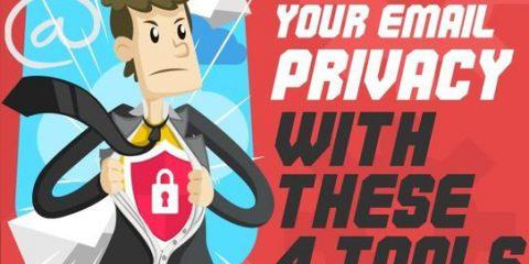 Quattro strumenti per proteggere la privacy della tua posta elettronica