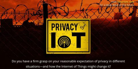 La privacy nell'internet of things