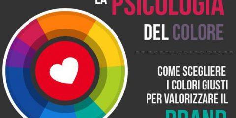 La psicologia del colore: come scegliere i colori giusti per valorizzare il brand