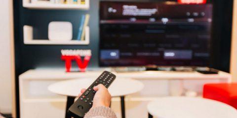 Vodafone TV, nuove funzionalità per i canali Paramount Channel e VH1