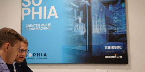 IoT, ecco Sophia. La piattaforma che aumenta la produttività, realizzata da Biesse con Accenture (videoreportage)