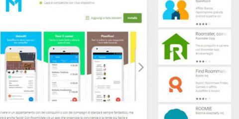 App4Italy. La recensione del giorno, RoomMate