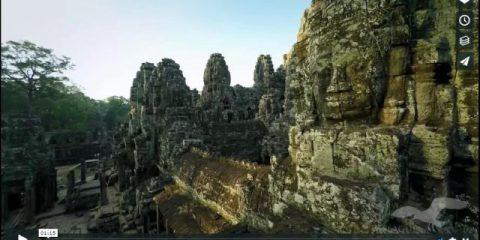 Videodroni. Il Tempio di Angkor Wat (Cambogia) visto dal drone: tra spiritualità universal e fascino d'Oriente