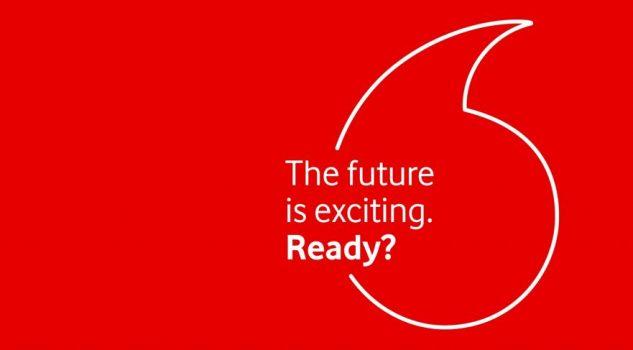 Vodafone si rinnova: logo, slogan e spot nuovi di zecca