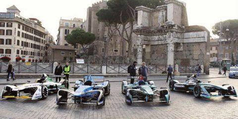 Emobility, a Roma correrà la 'Formula E'. Presentato il tracciato dell'Eur