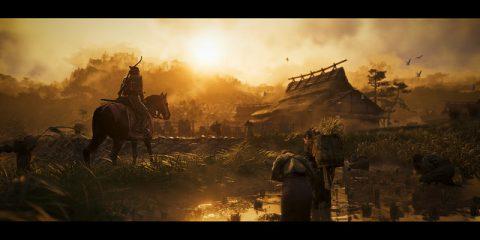 Ghost of Tsushima e tanti altri titoli nella Paris Games Week di Sony (video)