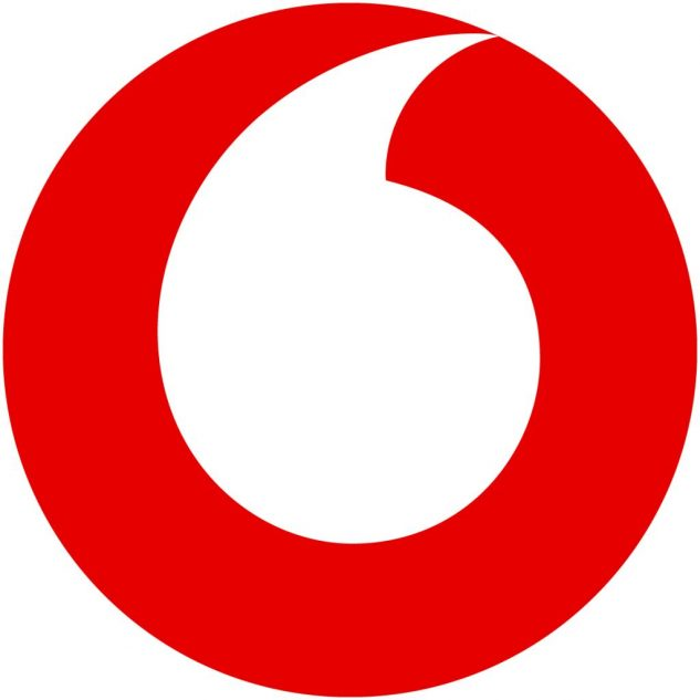 Vodafone, nuovo logo e nuovo claim