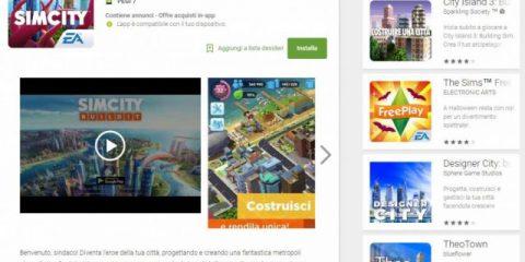 App4Italy. La recensione del giorno, SimCity BuildIt