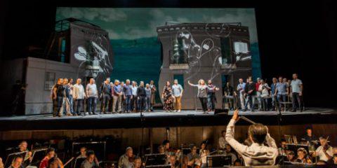 La stampa 3D entra nel Teatro dell'Opera di Roma, creata la scenografia di 'Fra Diavolo'