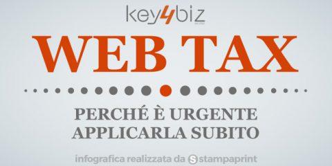 Web Tax: Perché è urgente applicarla subito