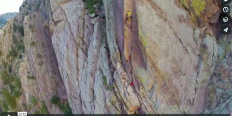 Videodroni. I Canyon del Colorado (USA) visti dal drone