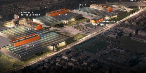 Data center green, a Milano una struttura alimentata al 100% da fonti rinnovabili