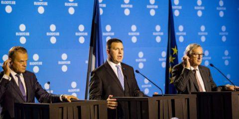 Web tax, 'molto rumore per nulla' a Tallinn. Le prossime tappe