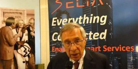 Franco Bassanini (Open Fiber) 'Fibra e 5G, modello di business per investitori di lungo periodo' (video intervista)