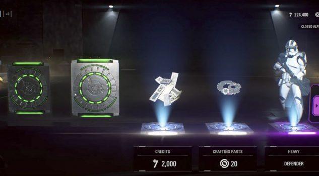 Star Wars Battlefront II: EA disattiva temporaneamente le microtransazioni