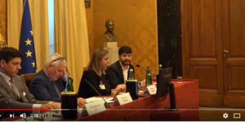 Convegno – 'Poche Parole tra copyright e consumatori'. L'intervento di Brando Benifei (PD)