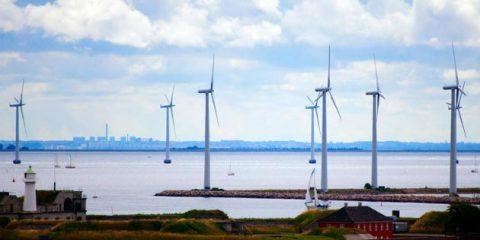 Rinnovabili, eolico da record copre il 25% della domanda di energia in Europa