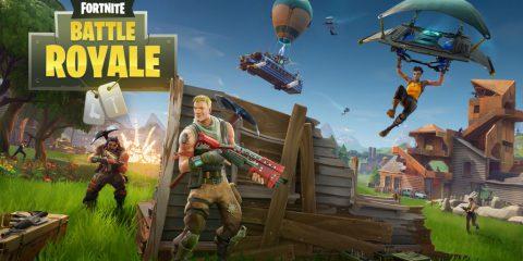 Fortnite: Battle Royale tocca gli 800.000 utenti in contemporanea