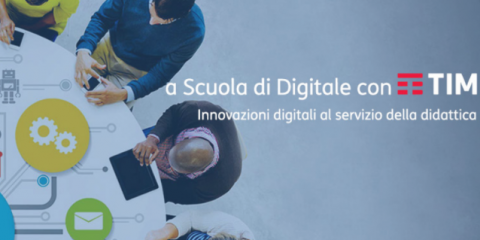 Scuola e innovazione, riparte il progetto 'A Scuola di Digitale con TIM'