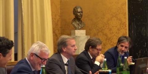 Convegno – 'Poche Parole tra copyright e consumatori'. L'intervento di Giovanni Maria Riccio (Univ. Salerno)