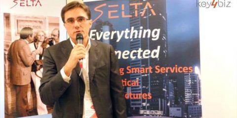 SELTA Challenge 2017, l'intervista a Andrea Lasagna (Fastweb)