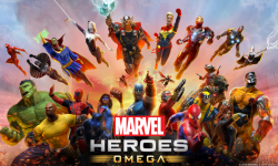 Marvel Heroes Omega Gazillion Entertainment