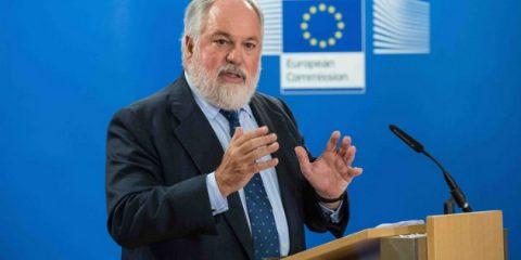 Unione dell'energia nel 2019, Miguel A. Cañete (Commissario Ue) 'Più infrastrutture ed interconnessioni elettriche'