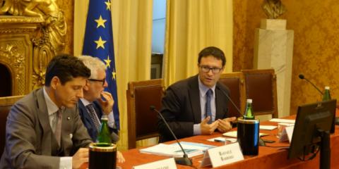 Convegno – 'Poche Parole tra copyright e consumatori'. L'intervento di Sergio Boccadutri (PD)
