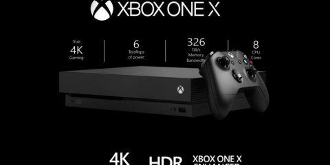 Ritmo da record per il 2018 di Xbox One