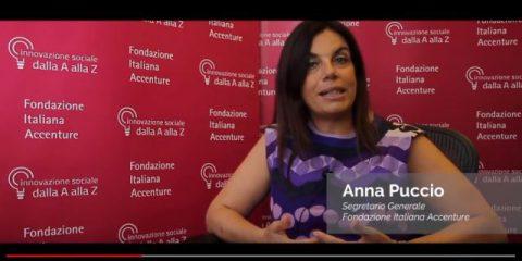Innovazione sociale dalla A alla Z, ecco il progetto della Fondazione Italiana Accenture