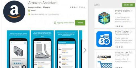 App4Italy. La recensione del giorno, Amazon Assistant