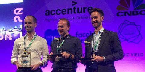Premio Accenture Tech Award, vince la startup milanese LittleSea