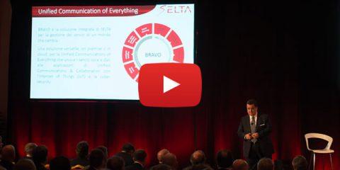 SELTA Challenge 2017 – L'intervento di Gianluca Attura (SELTA)