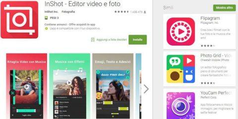 App4Italy. La recensione del giorno, Inshot