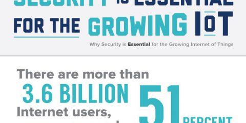 Perché la sicurezza è essenziale per la crescita dell'internet of things