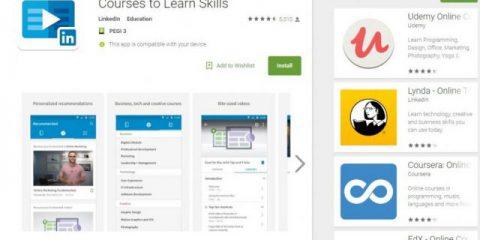 App4Italy. La recensione del giorno, Linkedin Learning