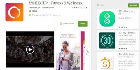 App4Italy. La recensione del giorno, Mindbody