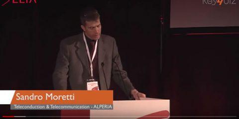 SELTA Challenge 2017 – L'intervento di Sandro Moretti (Alperia)