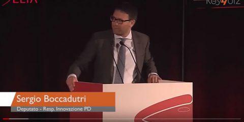 SELTA Challenge 2017 – L'intervento di Sergio Boccadutri (PD)
