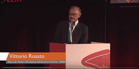 SELTA Challenge 2017 – L'intervento di Vittorio Rosato (Enea)