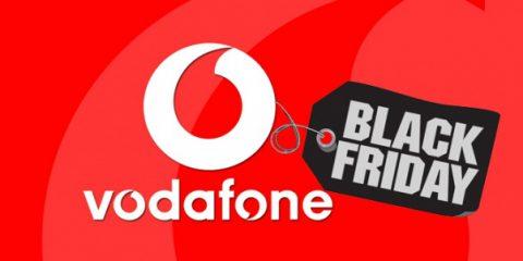 Black Friday, Vodafone Italia regala un Samsung Galaxy A3