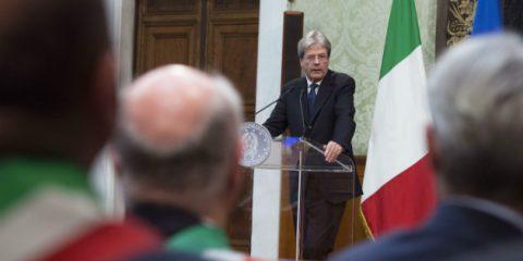 Bando Periferie a 4 miliardi di euro, il Premier Gentiloni firma altri 93 progetti (Video)