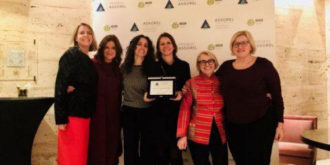 Comunicazione interna, Vodafone Italia vince il Premio Assorel
