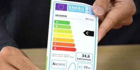 Sos Energia. Etichetta energetica, cos'è e perché va conservata