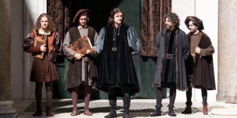 Sky Italia, il 17 dicembre in prima tv il film 'Raffaello – Il Principe Delle Arti'